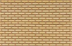 Ξύλινο υπόβαθρο σύστασης φρακτών ύφανσης Στοκ Φωτογραφία