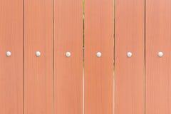 Ξύλινο υπόβαθρο σύστασης φρακτών Στοκ Εικόνες