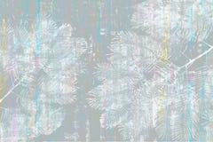 Ξύλινο υπόβαθρο τοίχων με floral που επισημαίνεται Στοκ εικόνα με δικαίωμα ελεύθερης χρήσης