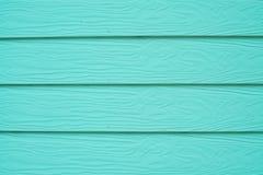 Ξύλινο υπόβαθρο aqua Shera Στοκ φωτογραφία με δικαίωμα ελεύθερης χρήσης