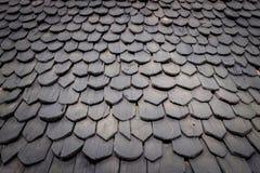 Ξύλινο υλικό κατασκευής σκεπής Στοκ φωτογραφία με δικαίωμα ελεύθερης χρήσης