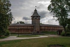 Ξύλινο φρούριο στοκ εικόνα