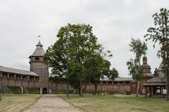 Ξύλινο φρούριο στοκ φωτογραφία με δικαίωμα ελεύθερης χρήσης