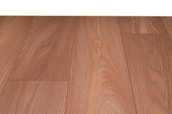 ξύλινο φυλλόμορφο δάπεδο δαπέδων Στοκ φωτογραφία με δικαίωμα ελεύθερης χρήσης