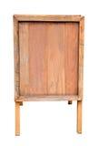 Ξύλινο χαρτόνι Στοκ Εικόνες