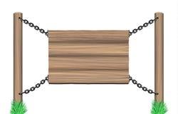 Ξύλινο χαρτόνι Στοκ εικόνα με δικαίωμα ελεύθερης χρήσης