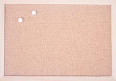 Ξύλινο χαρτόνι Στοκ φωτογραφία με δικαίωμα ελεύθερης χρήσης
