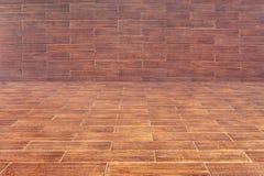 Ξύλινο δωμάτιο Στοκ εικόνα με δικαίωμα ελεύθερης χρήσης