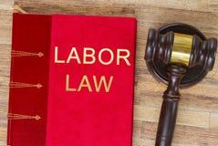 Ξύλινο Gavel νόμου στοκ φωτογραφίες με δικαίωμα ελεύθερης χρήσης