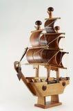 Ξύλινο sailboat Στοκ εικόνα με δικαίωμα ελεύθερης χρήσης