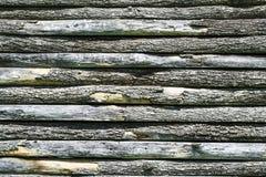 Ξύλινο slats υπόβαθρο Στοκ Φωτογραφίες