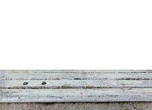Ξύλινο tabletop Στοκ Εικόνα