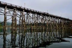 Ξύλο γεφυρών Στοκ φωτογραφία με δικαίωμα ελεύθερης χρήσης