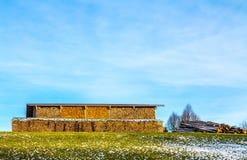 Ξύλο πυρκαγιάς Στοκ εικόνα με δικαίωμα ελεύθερης χρήσης