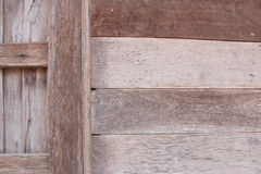 Ξύλο της παλαιάς σιταποθήκης Στοκ Φωτογραφίες