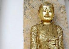 Ξύλο του προσώπου του Βούδα ` s Στοκ Εικόνα