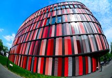 Οβάλ Γραφεία της Κολωνίας Στοκ Εικόνες