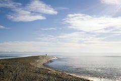 οβελός βοτσάλων Στοκ εικόνες με δικαίωμα ελεύθερης χρήσης
