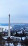 οβελίσκος Στοκ εικόνα με δικαίωμα ελεύθερης χρήσης