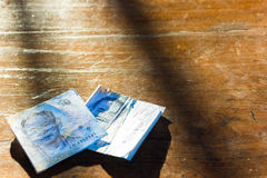 2 λογαριασμός 50 λουτρό Στοκ φωτογραφία με δικαίωμα ελεύθερης χρήσης