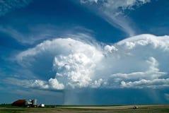 Ογκώδες σύννεφο Στοκ εικόνα με δικαίωμα ελεύθερης χρήσης