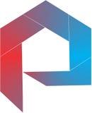 λογότυπο σύγχρονο Στοκ εικόνες με δικαίωμα ελεύθερης χρήσης