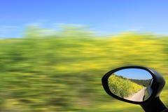 οδήγηση αυτοκινήτων Στοκ εικόνα με δικαίωμα ελεύθερης χρήσης