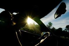 οδήγηση Στοκ Φωτογραφίες