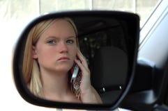 οδηγίες κλήσης Στοκ Φωτογραφία