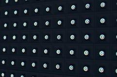 οδηγημένος φωτισμός Στοκ φωτογραφίες με δικαίωμα ελεύθερης χρήσης