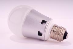 οδηγημένο βολβός φως Στοκ εικόνες με δικαίωμα ελεύθερης χρήσης