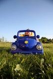οδηγός χωρίς άδεια Στοκ Φωτογραφίες
