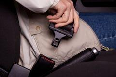 οδηγώντας ασφάλεια Στοκ Εικόνες