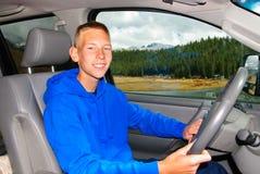 οδηγώντας πρώτα μαθήματα Στοκ φωτογραφία με δικαίωμα ελεύθερης χρήσης