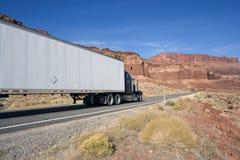 οδικά truck στοκ φωτογραφία