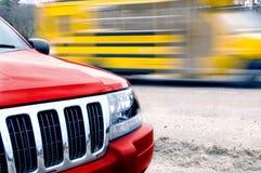 οδική λήψη σπασιμάτων Στοκ φωτογραφίες με δικαίωμα ελεύθερης χρήσης