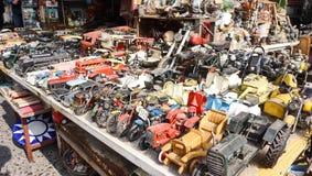 Οδική παλαιά αγορά Dongtai Στοκ εικόνες με δικαίωμα ελεύθερης χρήσης