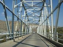 οδικός χάλυβας γεφυρών Στοκ φωτογραφία με δικαίωμα ελεύθερης χρήσης