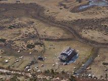 Οδικό ταξίδι στην κοιλάδα Yumthang, Sikkim ΙΝΔΙΑ, στις 15 Απριλίου 2013: Υ Στοκ Εικόνες