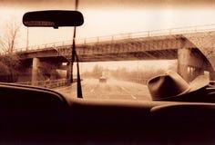 οδικό ταξίδι Στοκ εικόνα με δικαίωμα ελεύθερης χρήσης