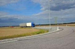 οδικό truck Στοκ Φωτογραφία