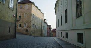 Οδοί της Πράγας, Δημοκρατία της Τσεχίας απόθεμα βίντεο