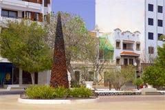 Οδοί Arrecife, Lanzarote Στοκ εικόνα με δικαίωμα ελεύθερης χρήσης