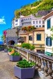 Οδοί Ponta do Sol στοκ φωτογραφίες
