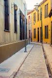 Οδοί Valparaiso Στοκ φωτογραφίες με δικαίωμα ελεύθερης χρήσης