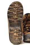 οδοιπορία παπουτσιών στοκ εικόνα με δικαίωμα ελεύθερης χρήσης