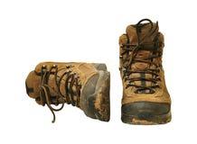 οδοιπορία παπουτσιών στοκ φωτογραφία με δικαίωμα ελεύθερης χρήσης