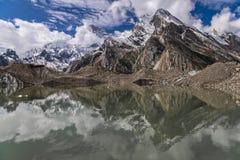 Οδοιπορία του Πακιστάν Karakoram K2 στοκ εικόνες