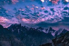 Οδοιπορία του Πακιστάν Karakoram K2 στοκ φωτογραφία