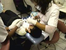 οδοντίατρος Στοκ Φωτογραφία